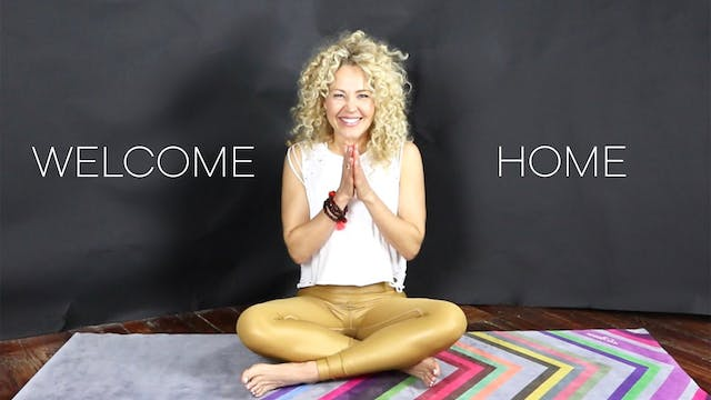 First Meditation: Welcome Home