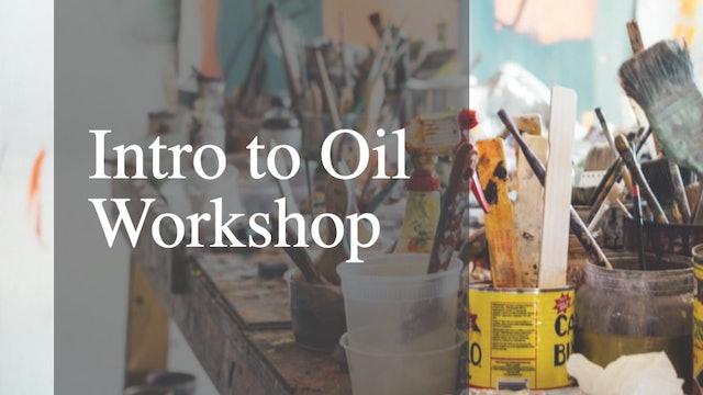 Intro to Oils Video