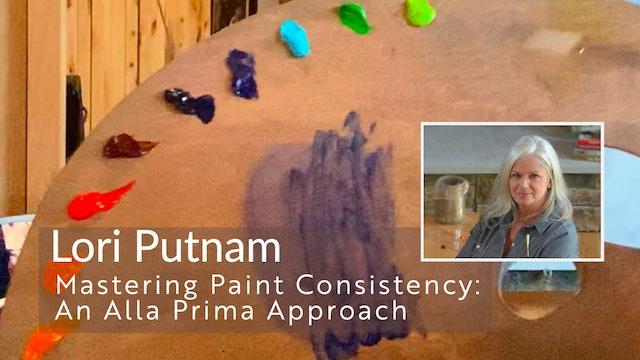 Paint Consistency