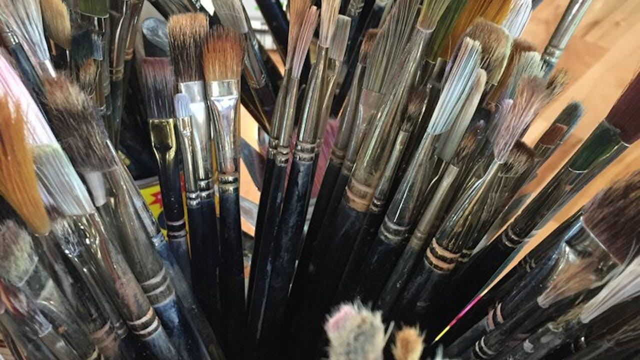 Brushwork Workshop 1