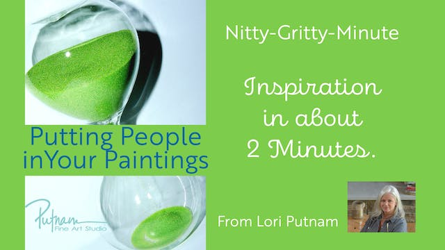 Putting People in Your Paintings: A N...