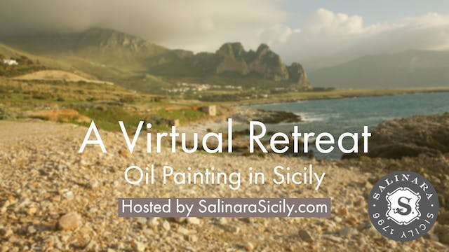 Course: A Virtual Retreat to Sicily