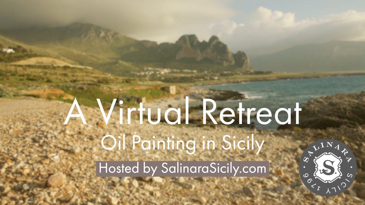 Course: A Virtual Retreat to Sicily
