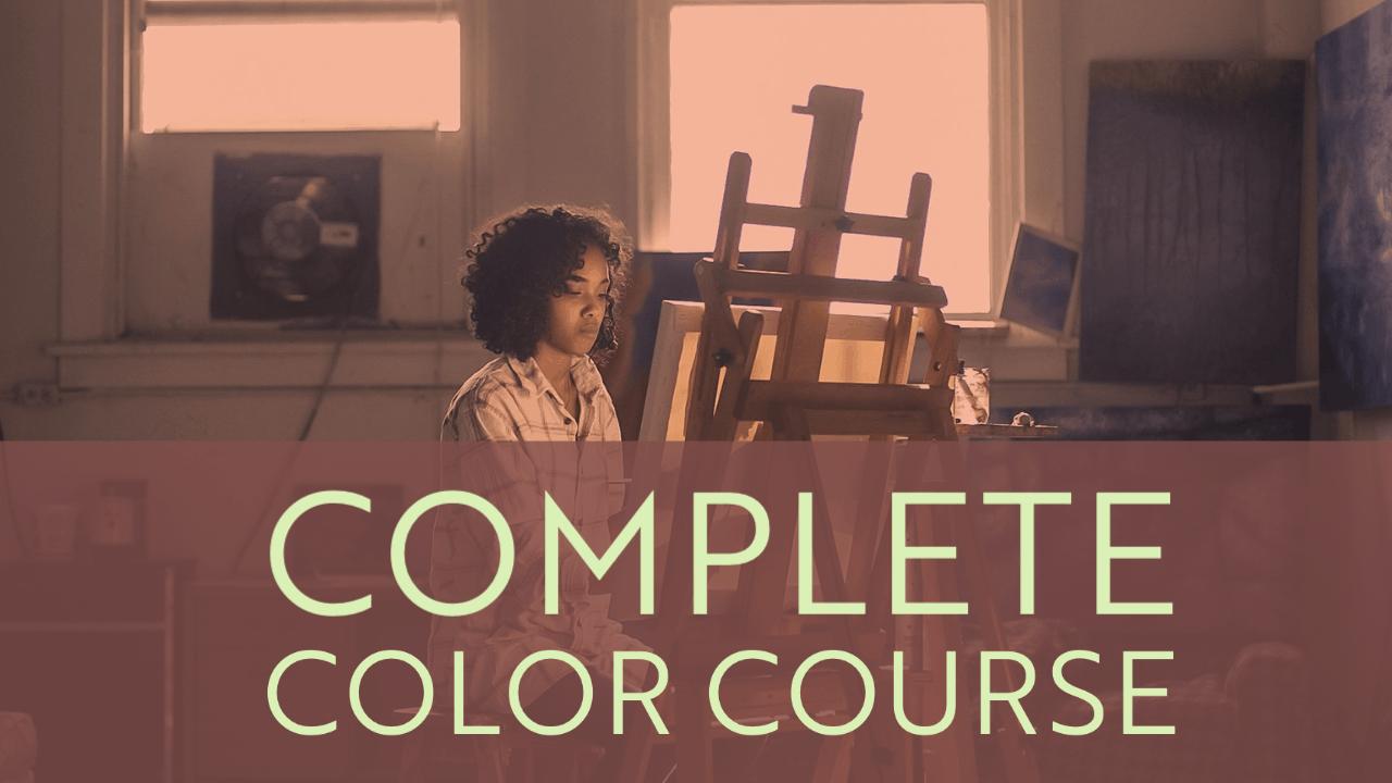 Complete Color Course