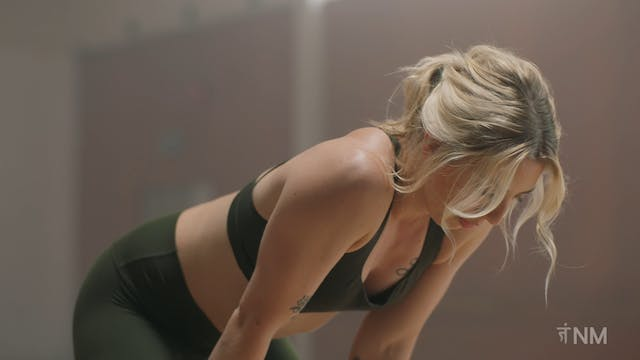 Get Sweaty Practice with Keighty Gall...
