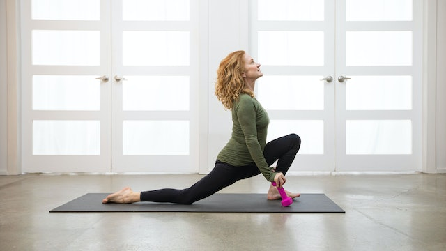 6 Minute Moves with Kate Potter