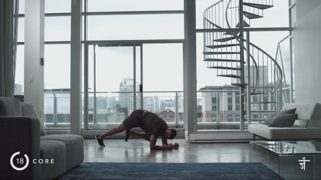 Athletic Movement 20-Minute Full Practice