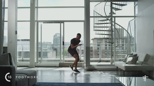 Athletic Movement 5-Minute Practice