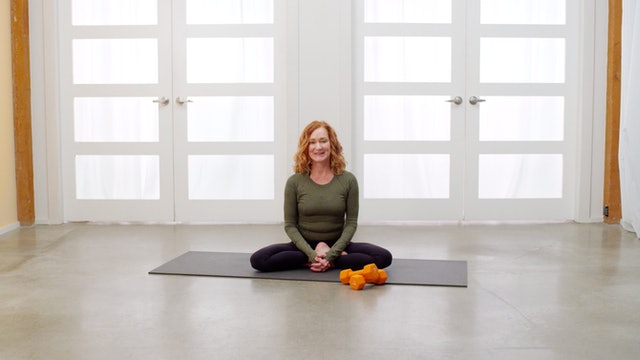 Before You Begin Foundations of Weighted Yoga