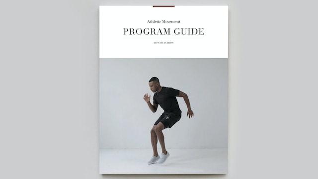 PROGRAM GUIDE | Athletic Movement