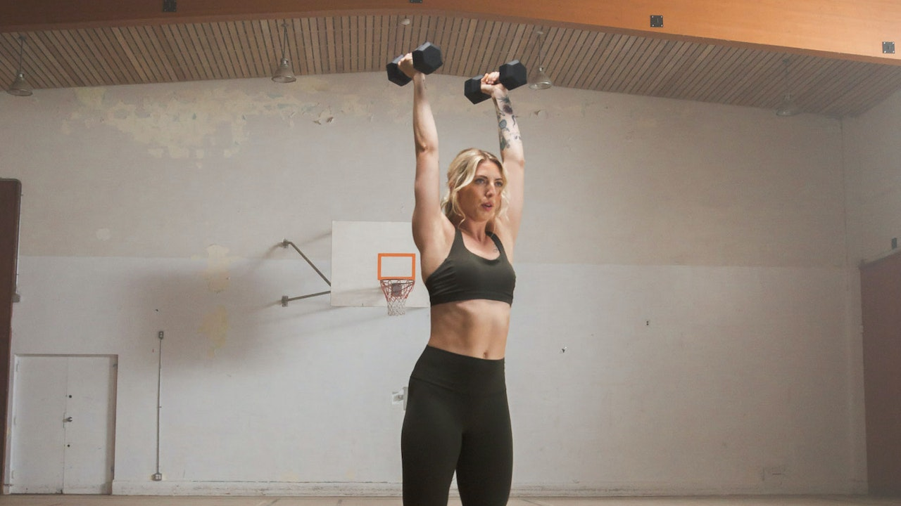 PRACTICE | Strength Foundations with Keighty Gallagher