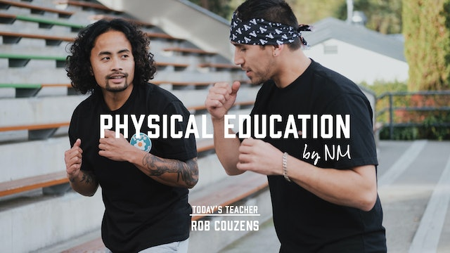 Physical Education with Rob Couzens