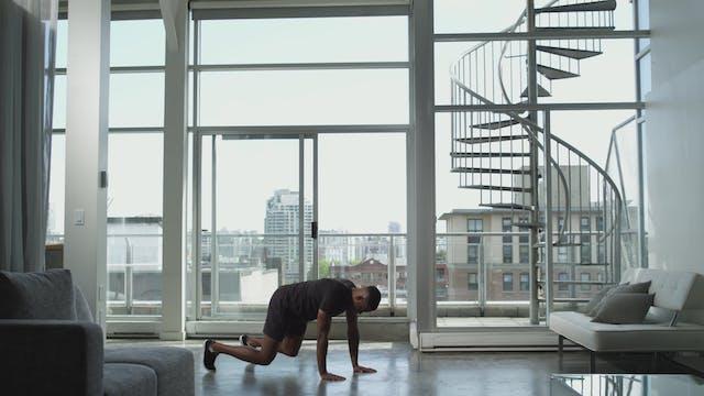Athletic Movement 5-Minute Full Practice