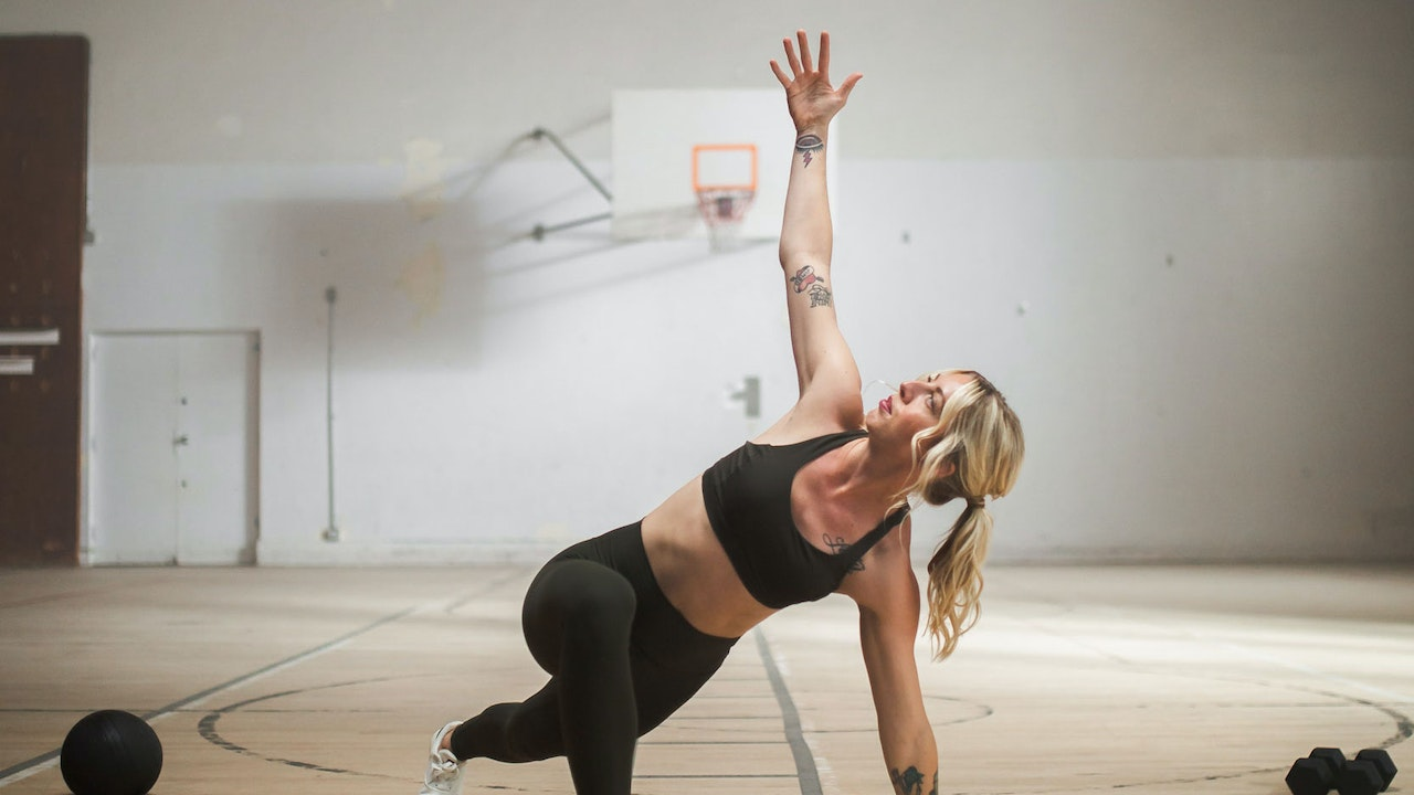 LEARN | Strength Foundations with Keighty Gallagher