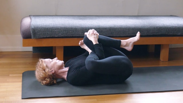 Restorative Yoga with Kate Potter