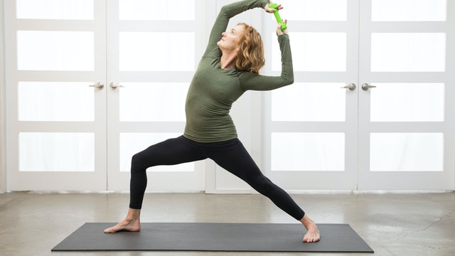 PRACTICE | Foundations of Weighted Yoga with Kate Potter