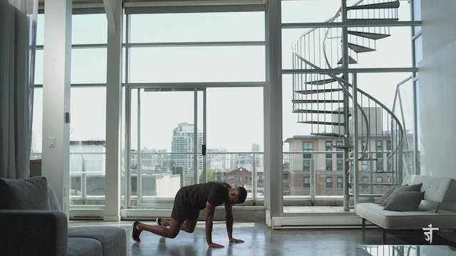 Athletic Movement 5-Minute Full Workout