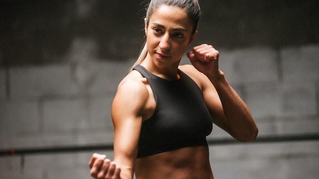 Train | Kickboxing Foundations with Farinaz Lari