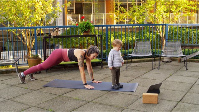 On Movement with Chelsea Maier