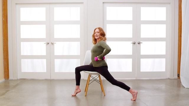 Zoom Stretches with Kate Potter