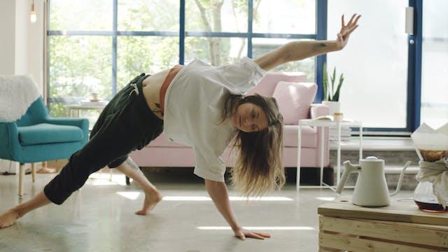 On Movement with Amanda June Giannakos