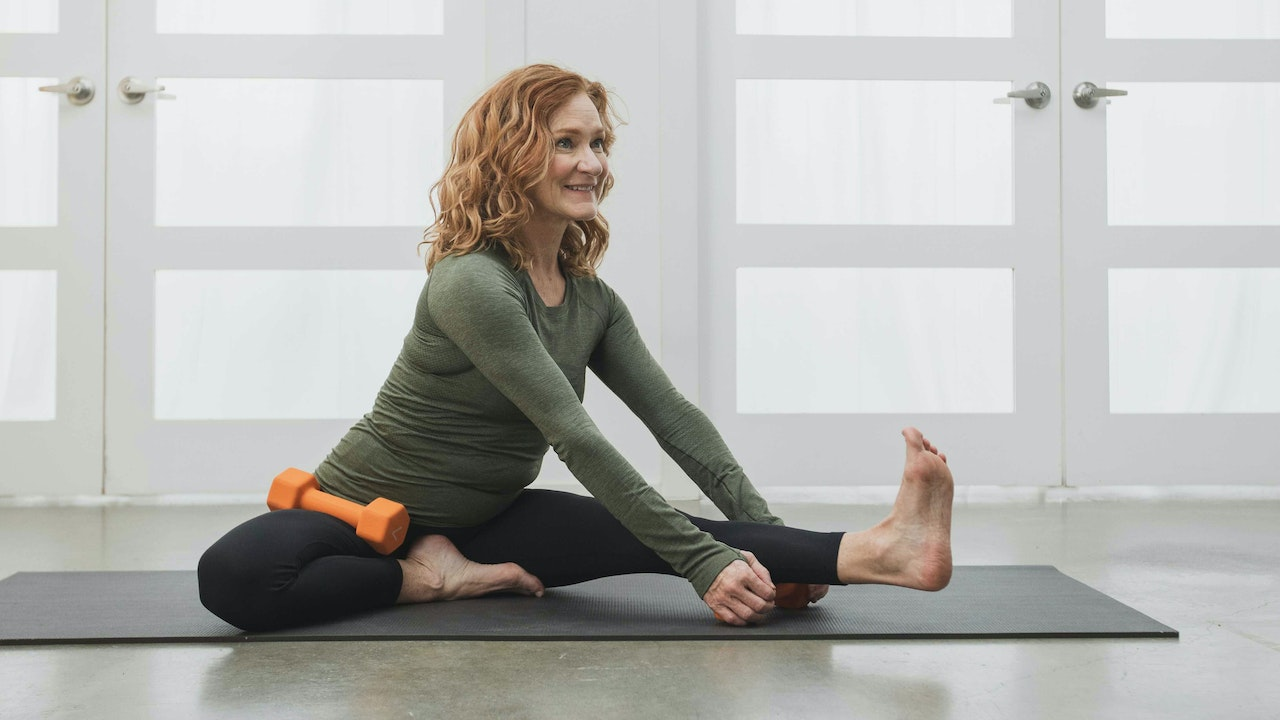 Foundations of Weighted Yoga with Kate Potter