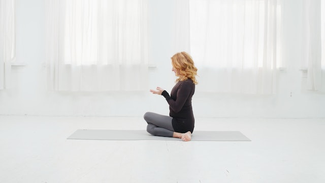 PRACTICE | Movement Class with Kate Potter