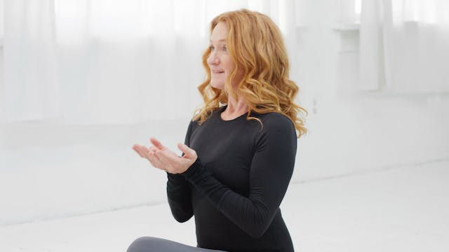 Movement Class with Kate Potter