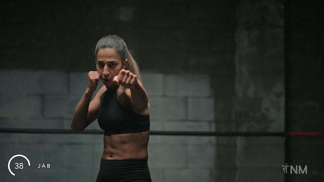 A Killer Stance Practice with Farinaz Lari