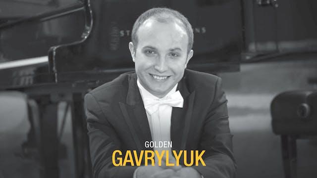 Golden Gavrylyuk