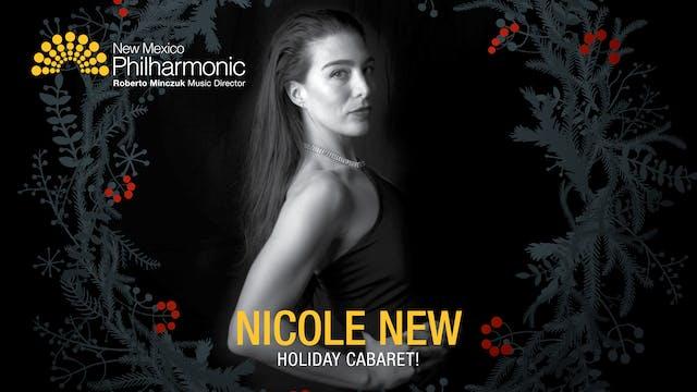 Holiday Cabaret Special!