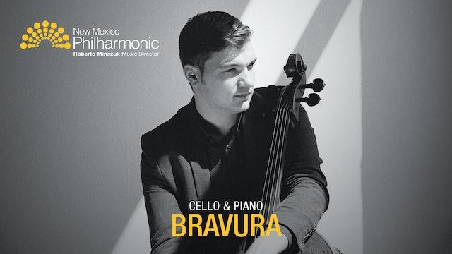 Cello and Piano Bravura
