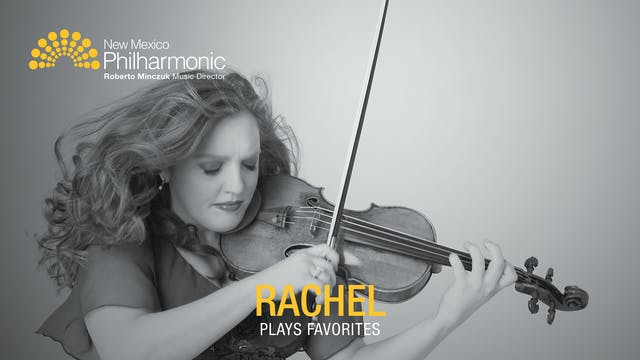 Rachel Plays Favorites