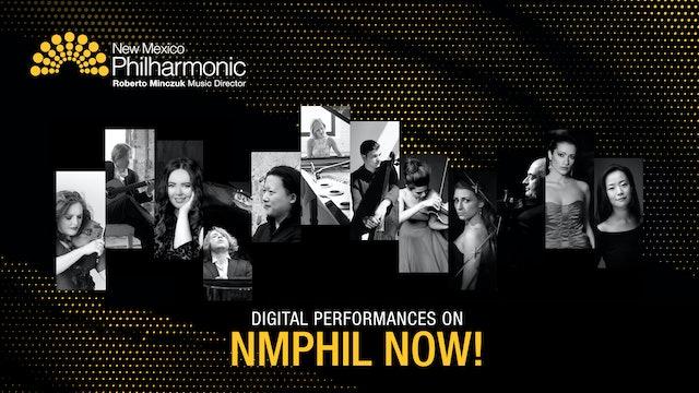 NMPhil Now! Digital Performances