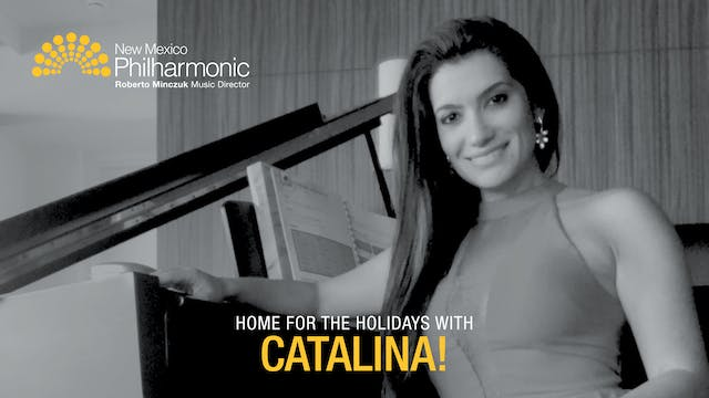 Home for the Holidays with Catalina!