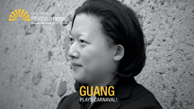 Chen Guang Plays Carnaval!