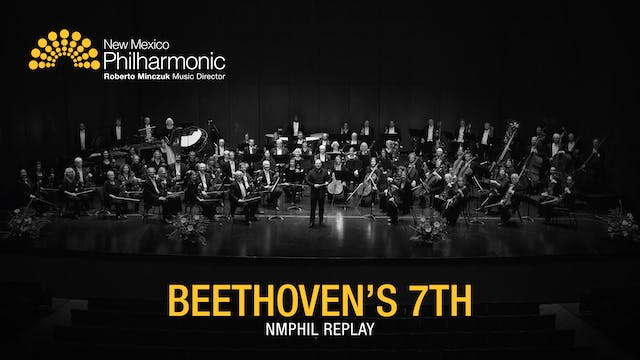 Beethoven's 7th - NMPhil Replay