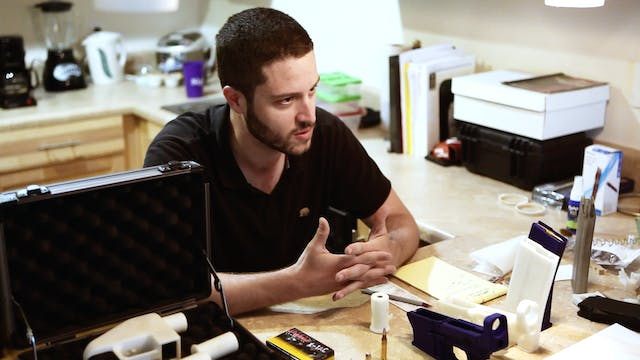 Cody Wilson: Sapping Institutions via Tech - Bonus