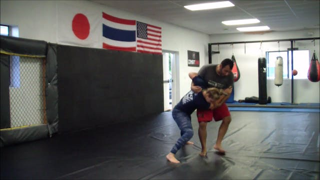 QS] Grappling 101 - No-Gi Judo Quick Start - NoGi Judo