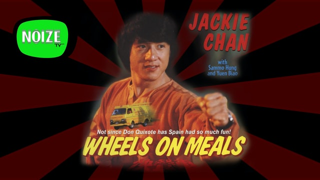 Jackie Chan Wheels On Meals - English (1984 - Hong Kong)