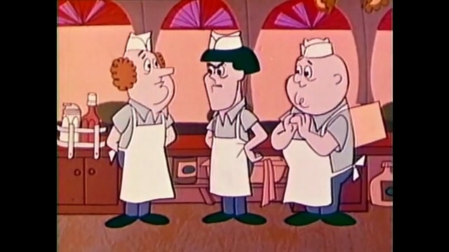 ThreeStooges-Get That Snack Shack Off The Track