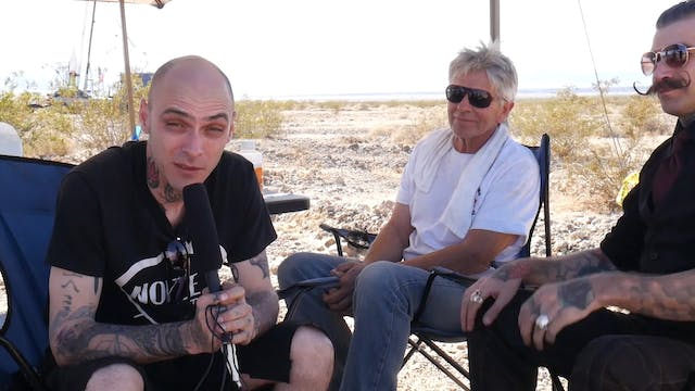 Interview with Mad Mike