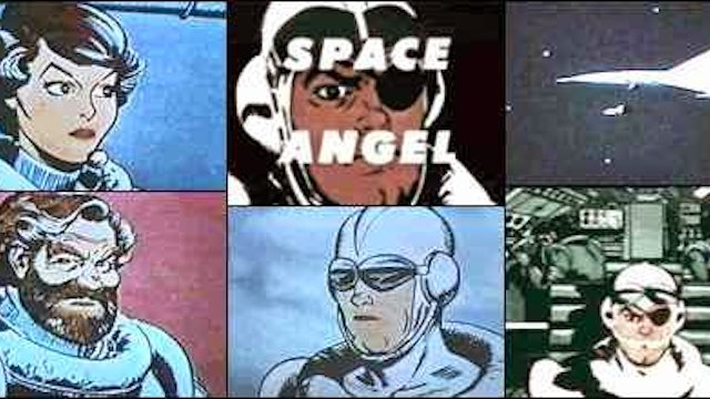 Space Angel-The Gladiators