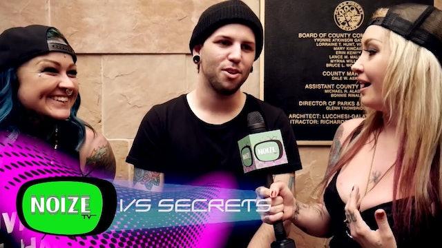 Noize TV: Shay Interviews Secrets