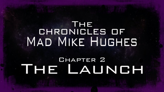 Pre Launch interview with Mad Mike Hughes