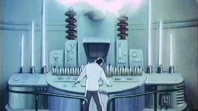 Superman - Electric Earthquake