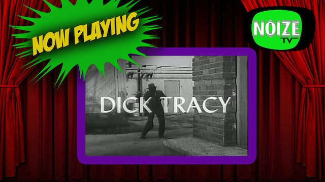 Dick Tracy Chapter 3 The Fur Pirates