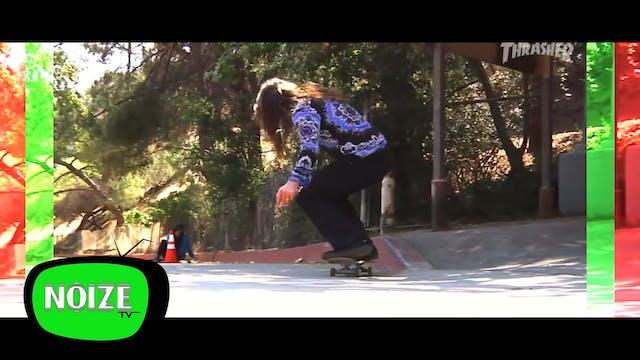 Skate Break with Richie Jackson pt. 2