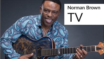 Norman Brown TV Video