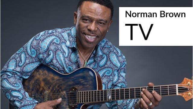 Norman Brown TV